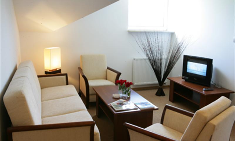 Apartament w hotelu Lisia Polana