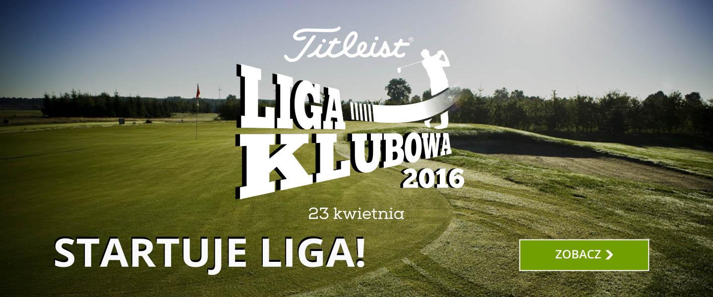 Titleist Liga Klubowa 2016 na Lisiej Polanie