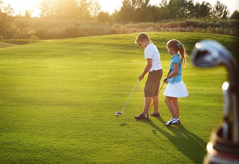 Obozy golfowe dla dzieci na Lisiej Polanie