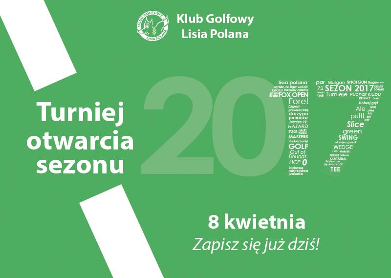 Turniej otwarcia sezonu 2017 na Lisiej Polanie
