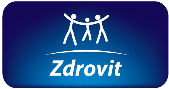 Znalezione obrazy dla zapytania Zdrovit logo